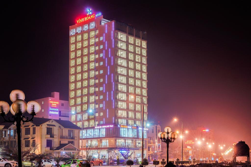 Khách sạn Vĩnh Hoàng với thiết kế hiện đại phong cách Châu Âu