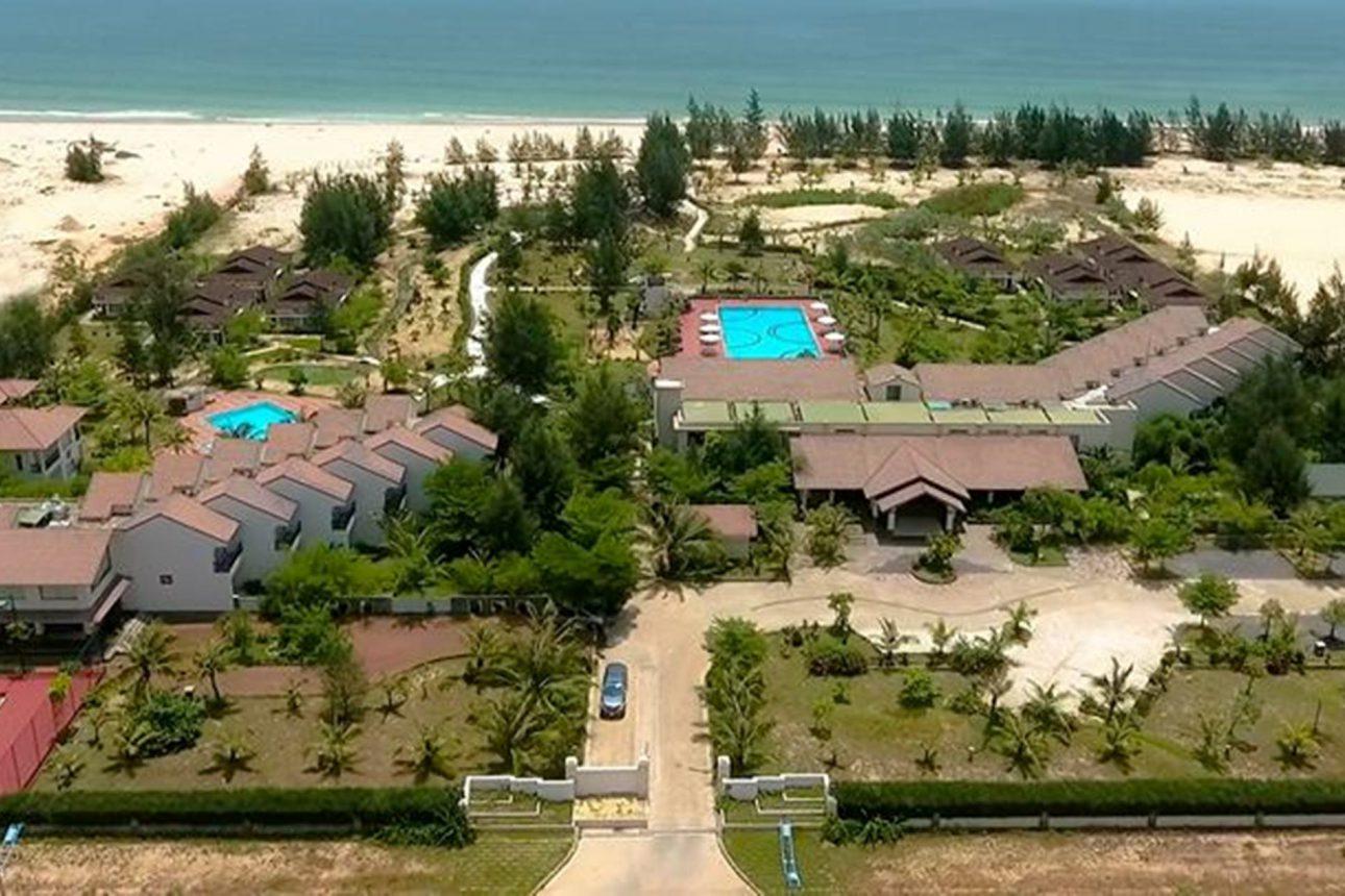 Toàn cảnh Bảo Ninh Beach Resort Quảng Bình