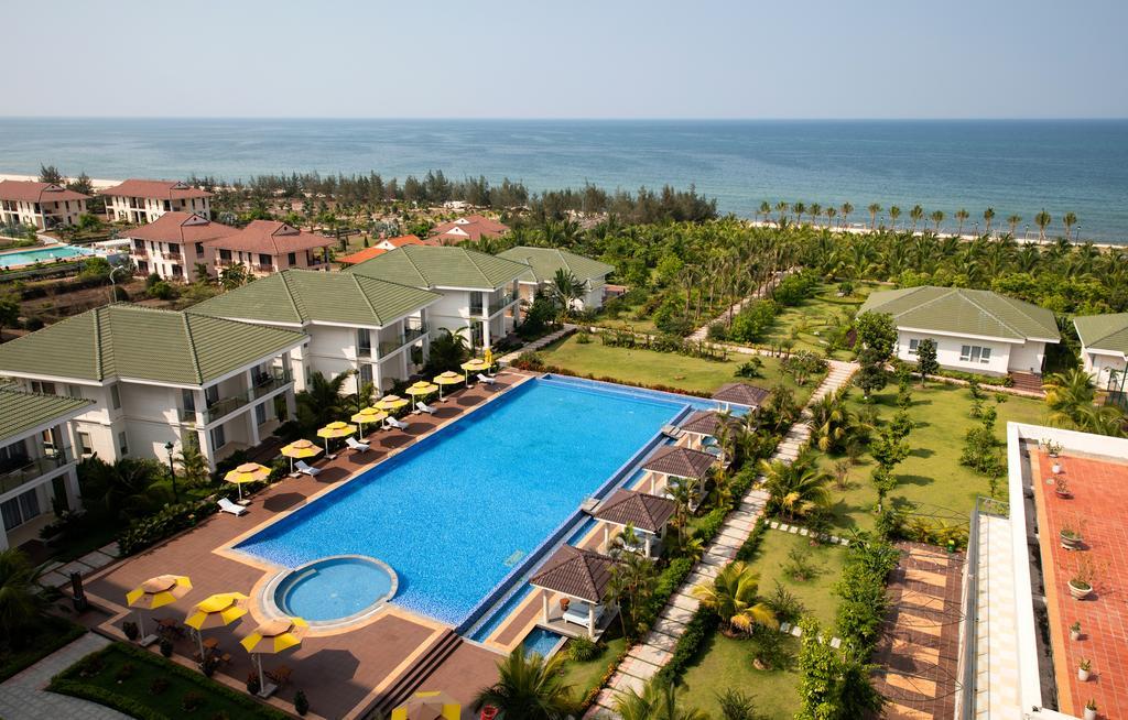Top 9 khách sạn view biển ở Quảng Bình