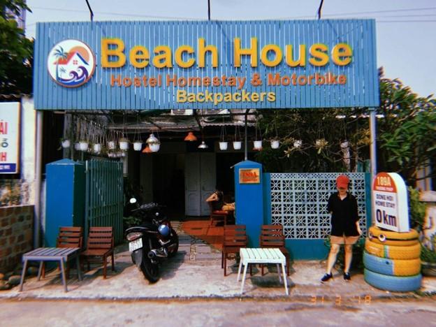 Căn hộ tọa lạc ngay trên đường Trương Pháp ven biển Nhật Lệ