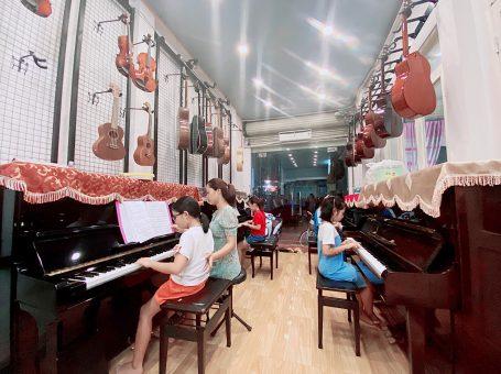 Trung tâm đào tạo âm nhạc Music Academy