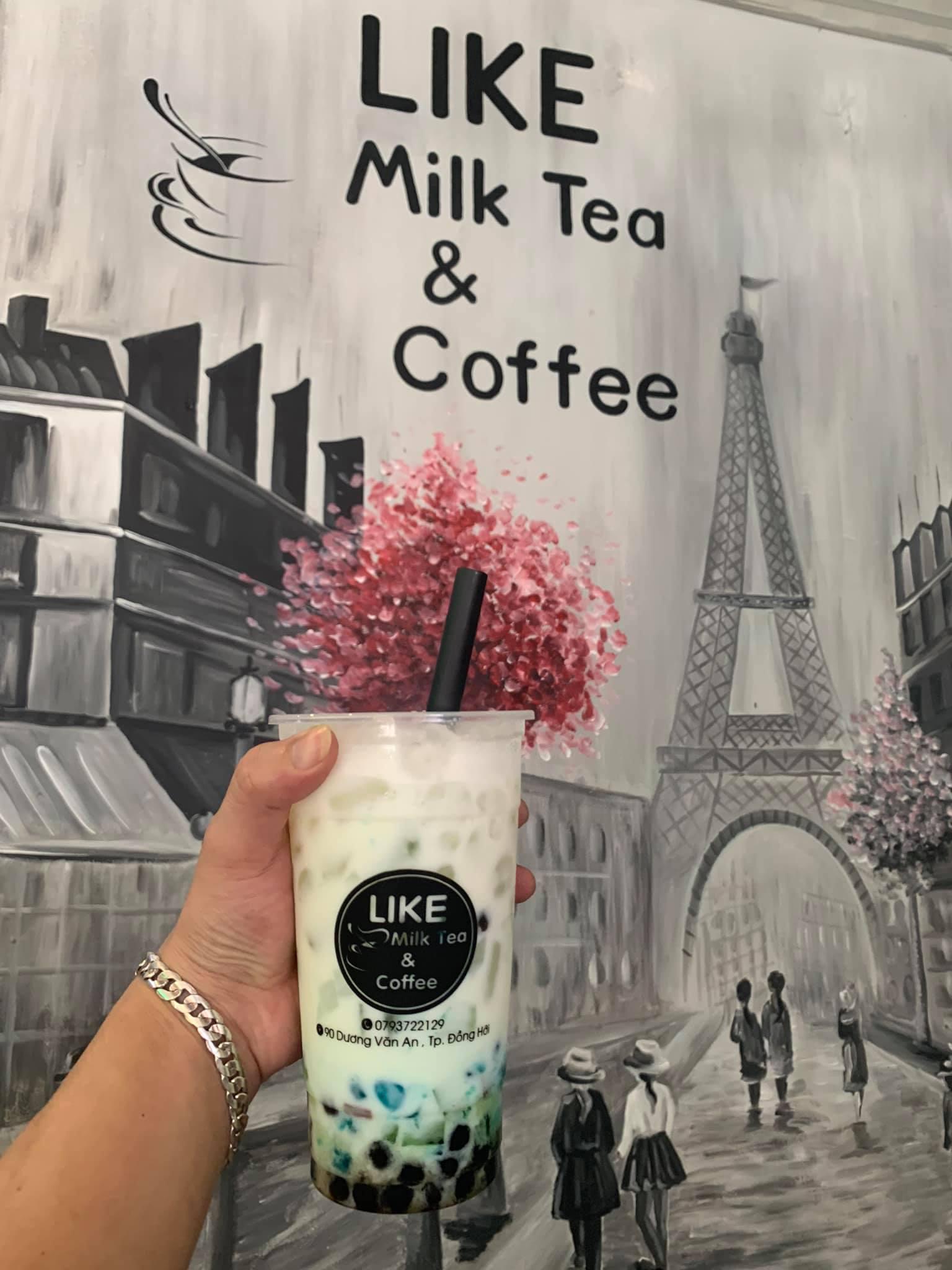 Like - Milk tea & Coffee