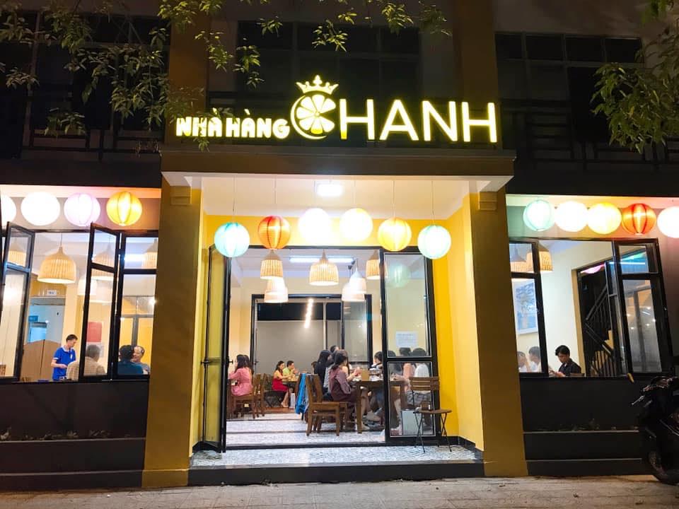 Nhà Hàng Chanh