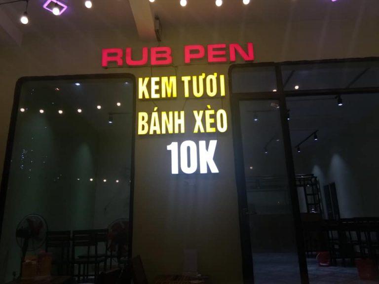 RUB PEN