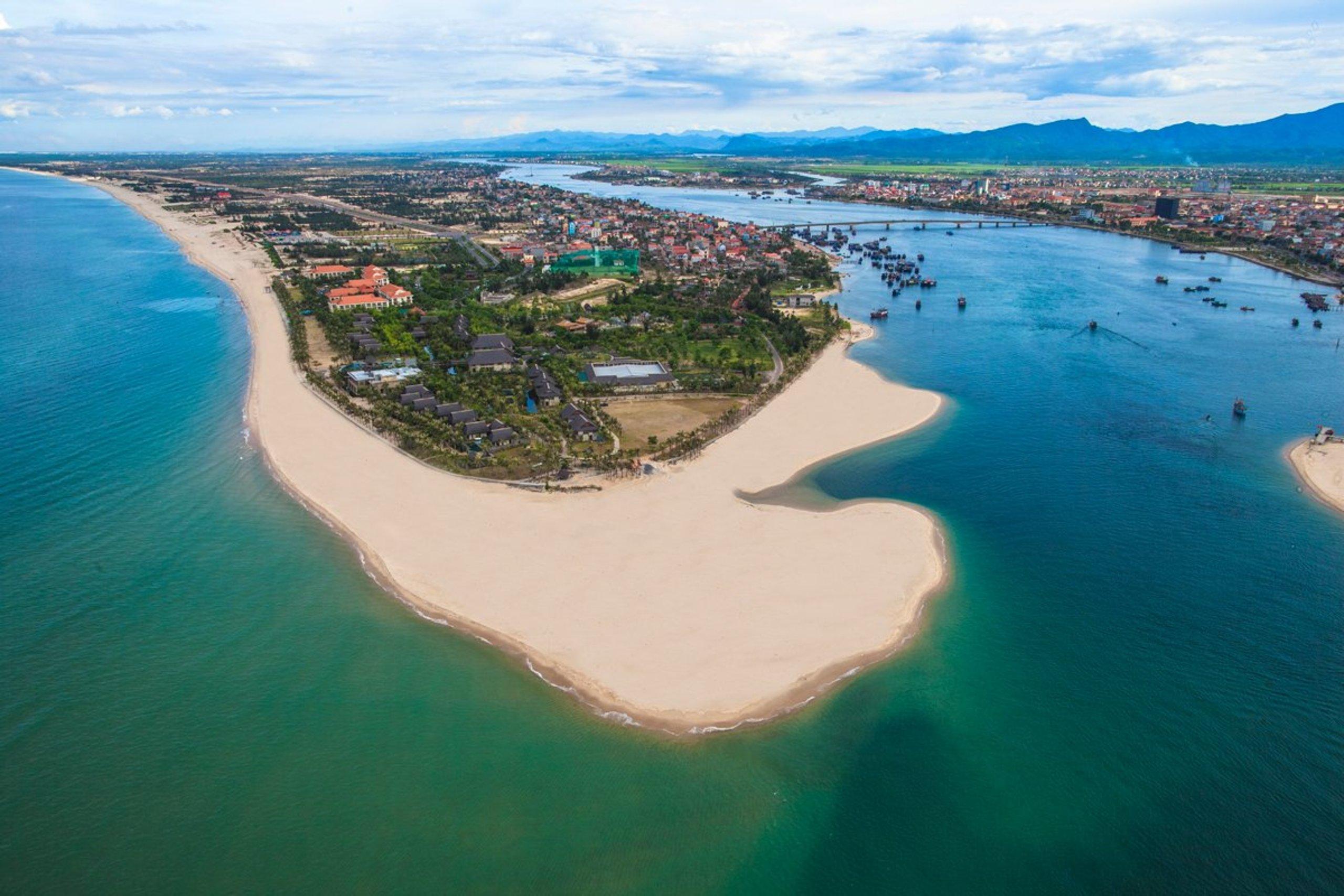 Bán đảo Bảo Ninh xinh đẹp
