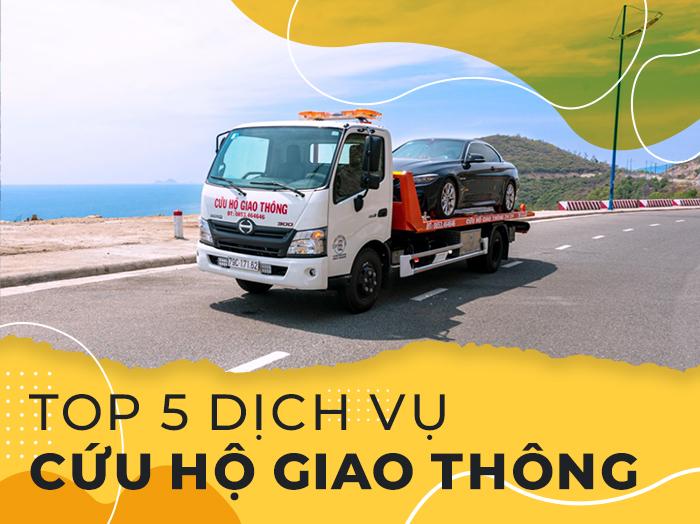 Top 5 dịch vụ cứu hộ giao thông Quảng Bình