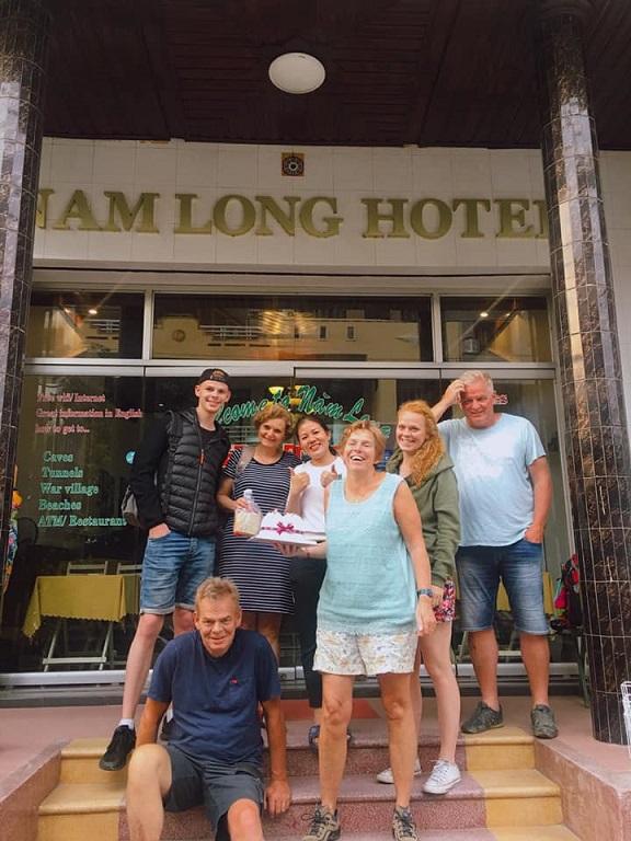 Khách Sạn Nam Long Plus