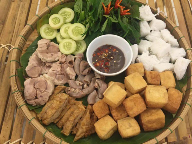 Quán Ngon-Hương vị Hà Thành