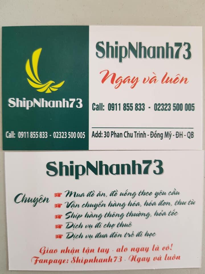 Dịch vụ ShipNhanh 73