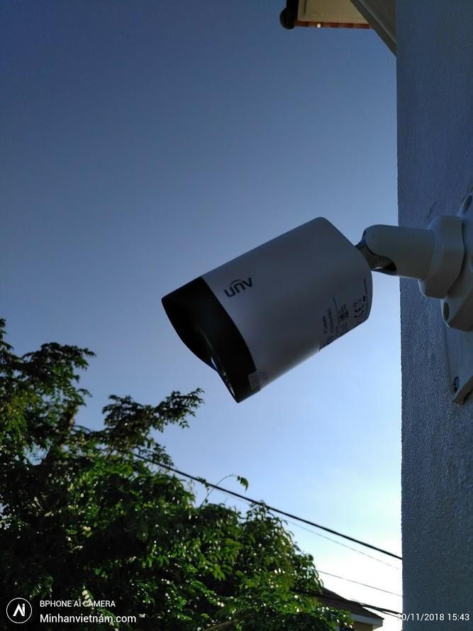 Lắp đặt camera an toàn và thẩm mỹ tại Quảng Bình