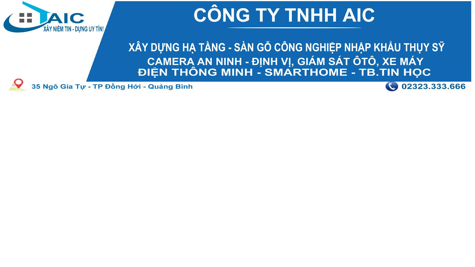 Công ty TNHH AIC