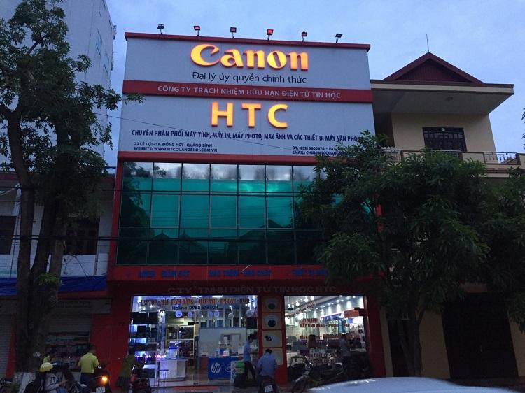 Công ty TNHH điện tử tin học HTC Quảng Bình