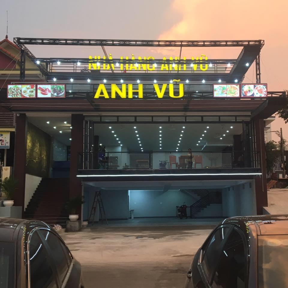 Nhà hàng Anh Vũ