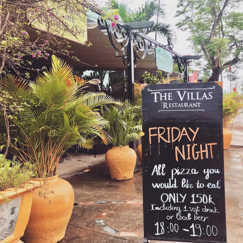 The Villas Restaurant