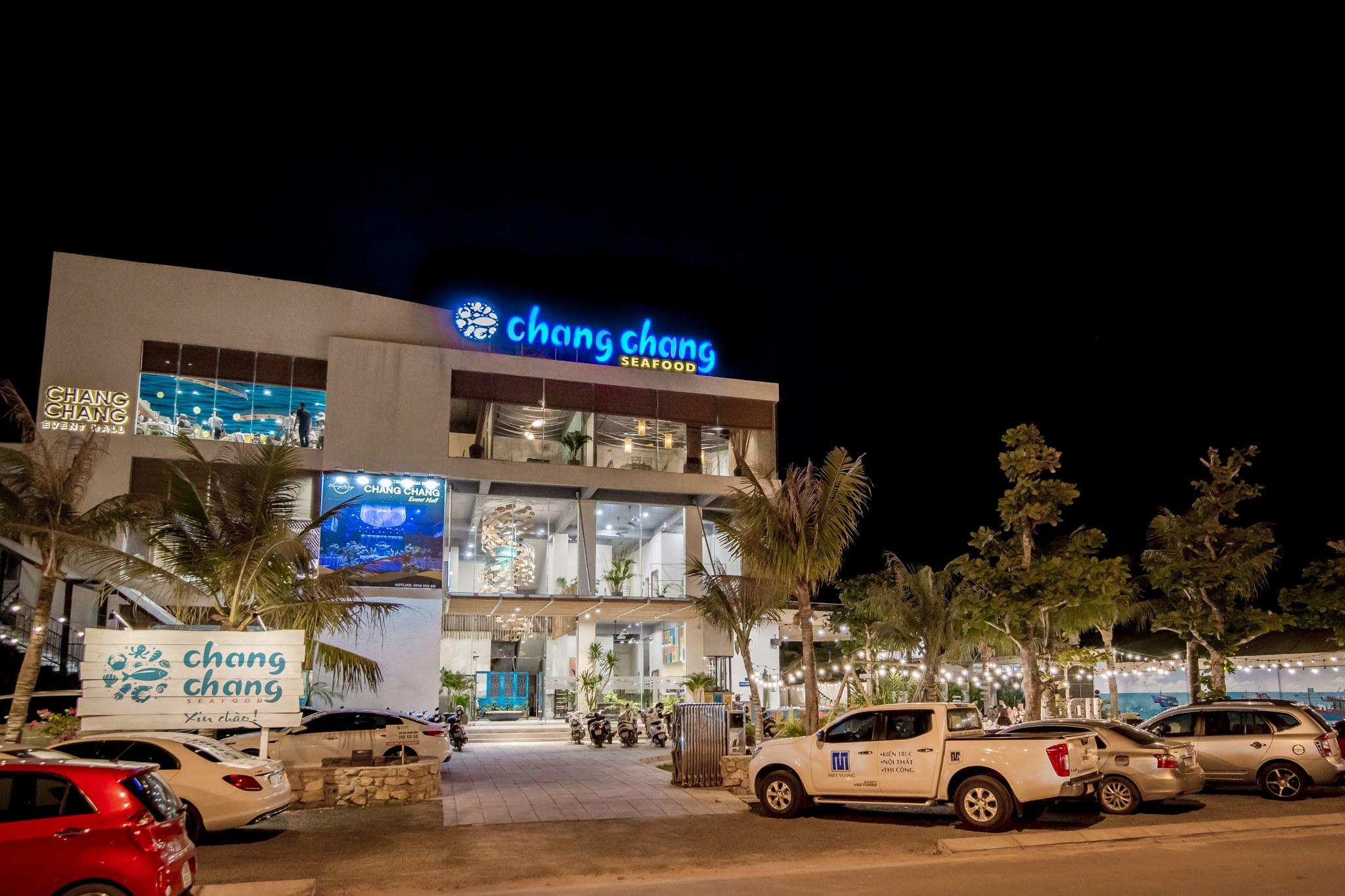 Nhà hàng Chang Chang Seafood