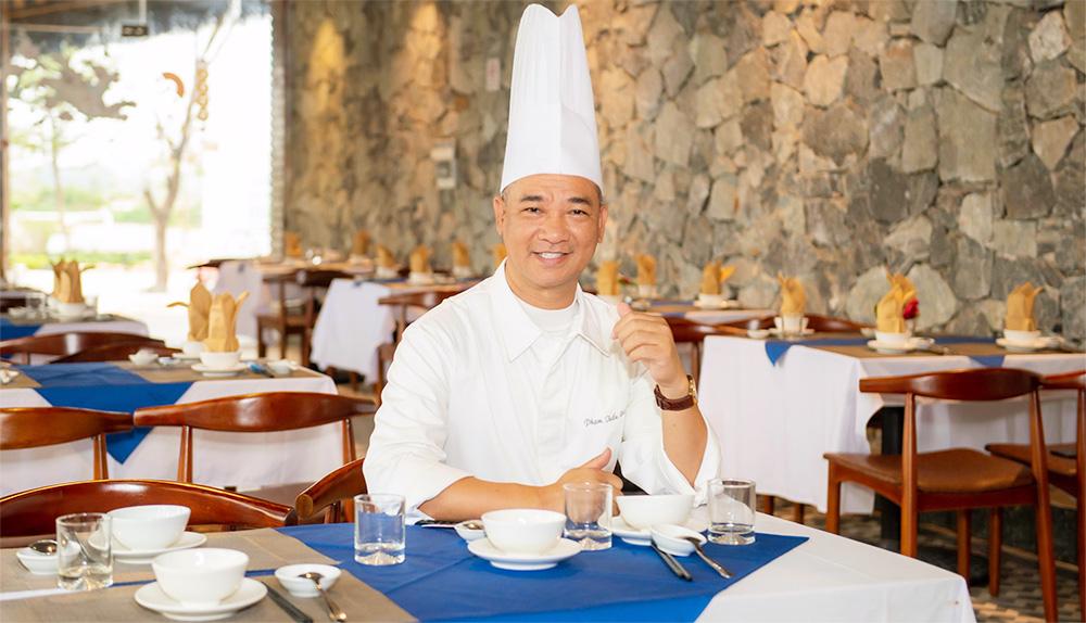 Master Chef Phạm Tuấn Hải