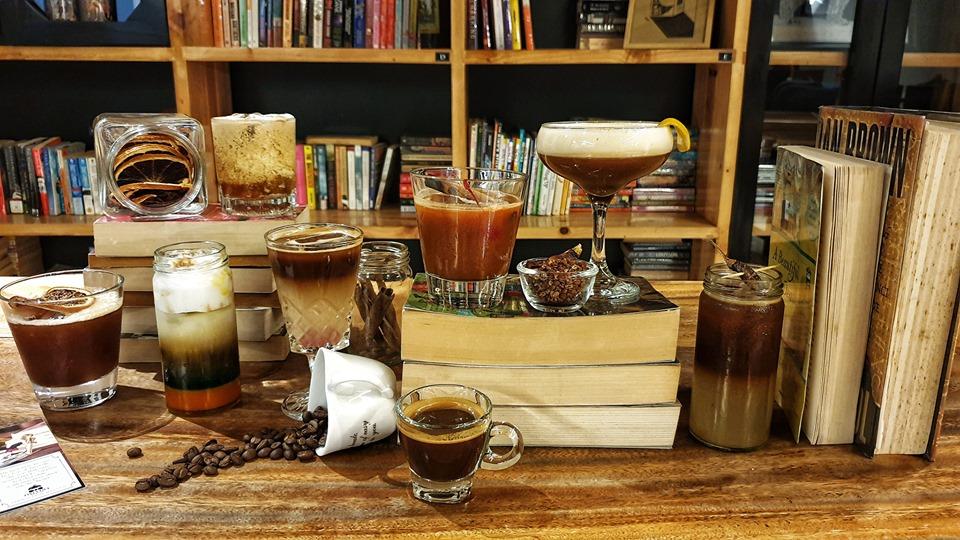Đồ uống tại Kiwi Coffee vừa ngon lại cực đẹp mắt