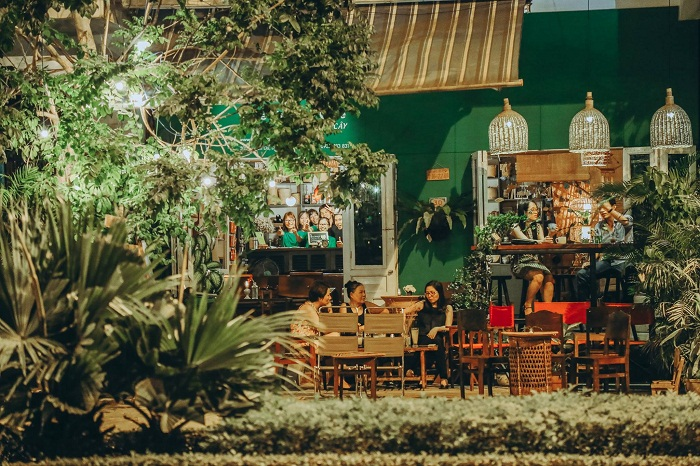 Tree Hugger Coffee được nhiều khách hàng yêu thích