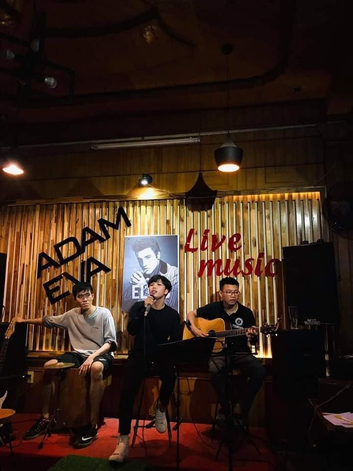 Những buổi giao lưu âm nhạc ở Adam & Eva Café