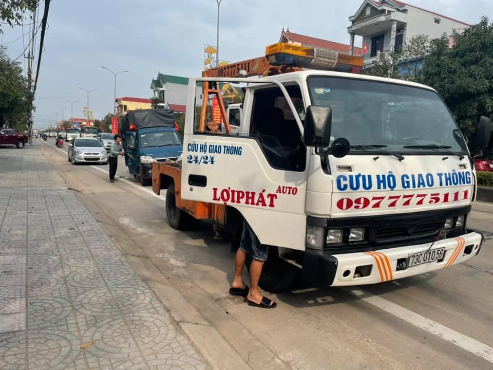 Thiết bị cứu hộ giao thông Lợi Phát