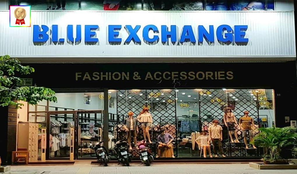 Thời trang Blue Exchange Ba đồn