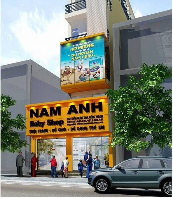 Shop Baby Nam Anh