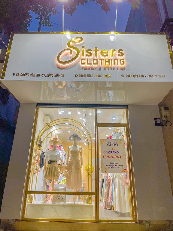 Sisters clothing
