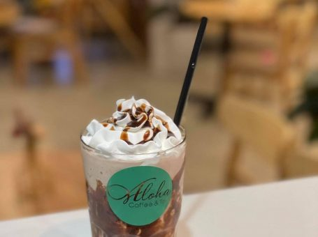 ALOHA Coffee & Hostel