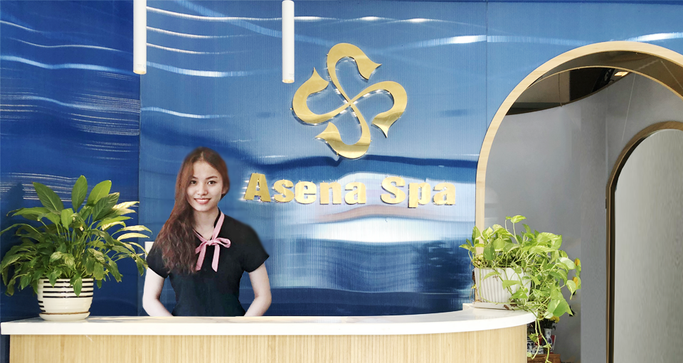 Asena Spa Quảng Bình tọa lạc tại địa chỉ PG-18, đường Cô Tám, phường Đồng Hải, thành phố Đồng Hới, tỉnh Quảng Bình.