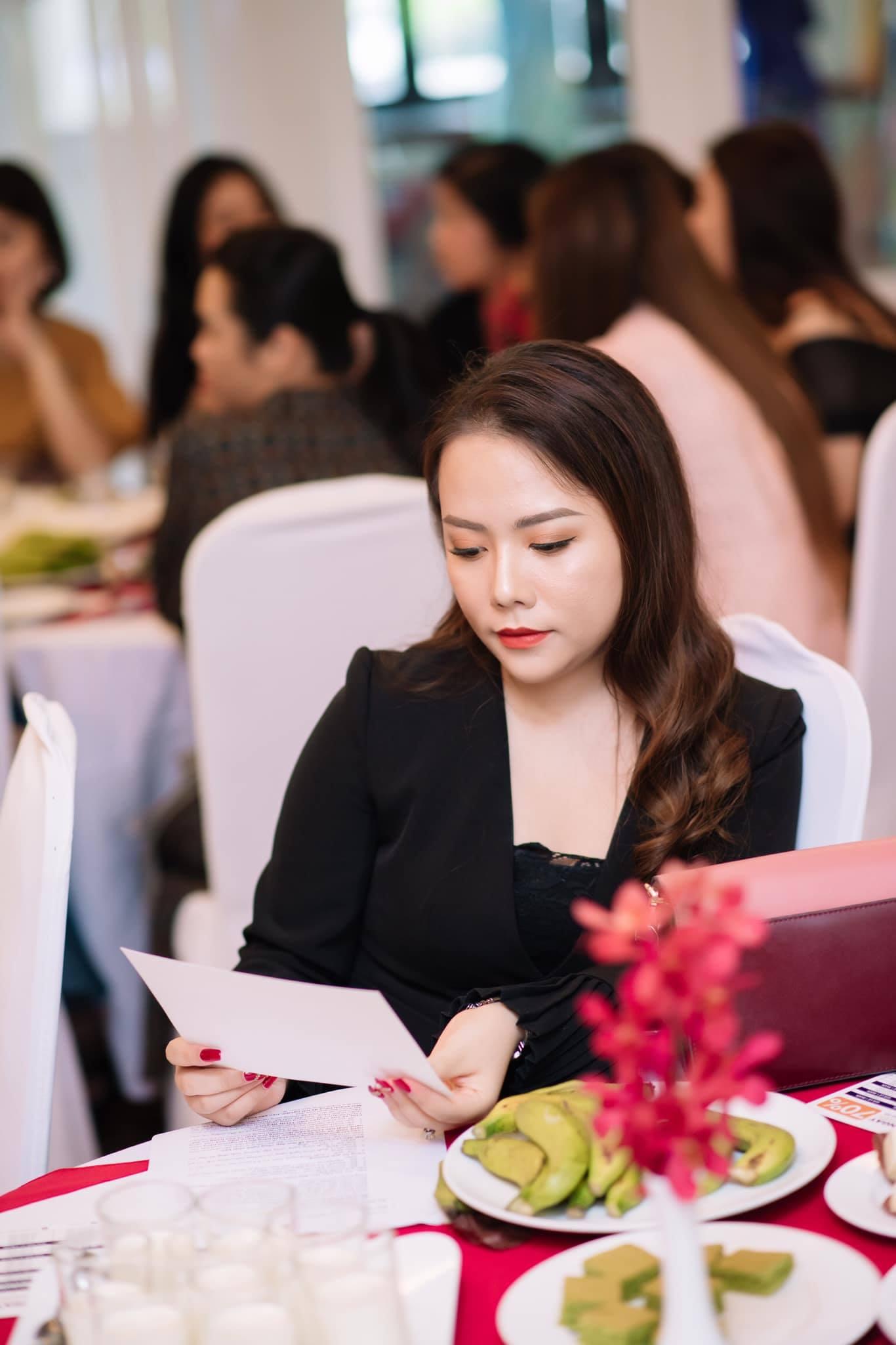 CEO Hoàng Nhật Linh