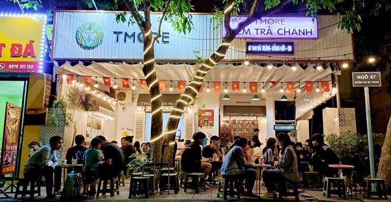 Tiệm trà chanh TMore
