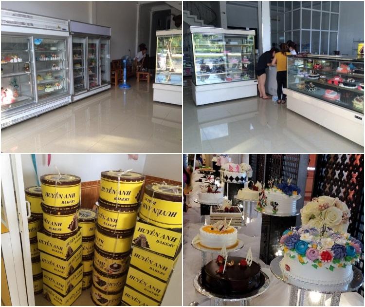 Tiệm bánh Huyền Anh Bakery