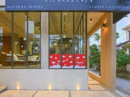 Cagina Boutique Hostel & Coffee