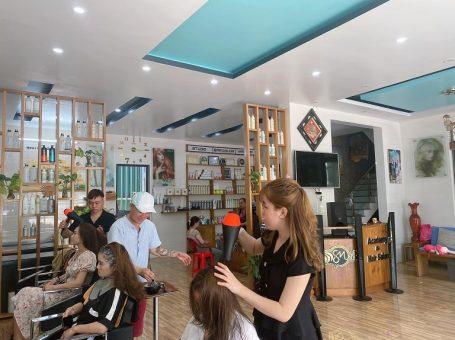 Hair Salon Sao Minh