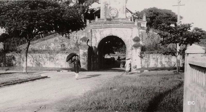 Quảng Bình Quan ngày xưa