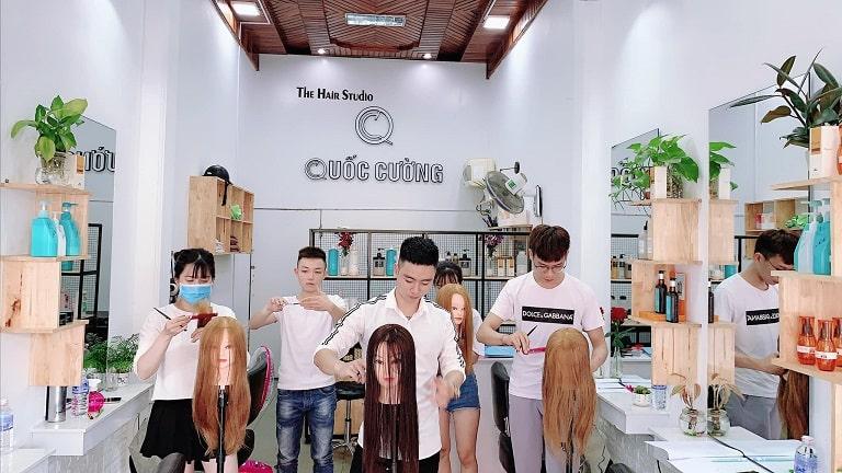 The Hair Studio Quốc Cường