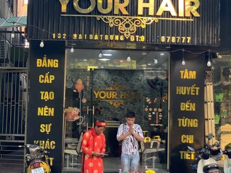 Your hair Đồng Hới