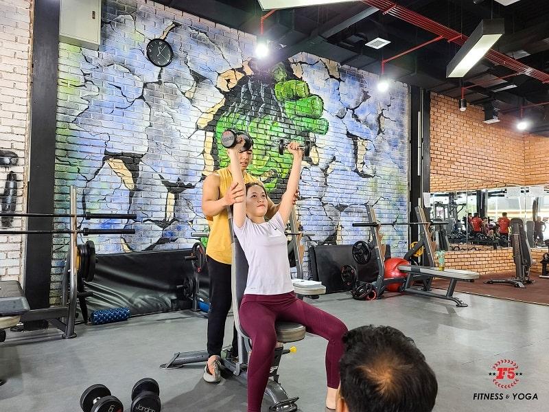 F5 Fitness and Shivom Yoga & Dane