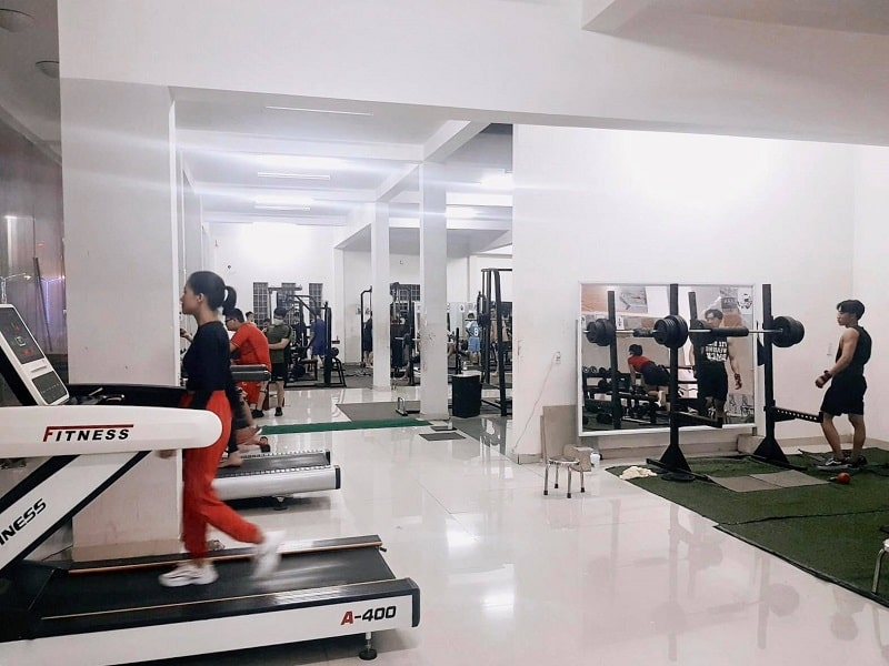 Cathay Fitness Ba Đồn