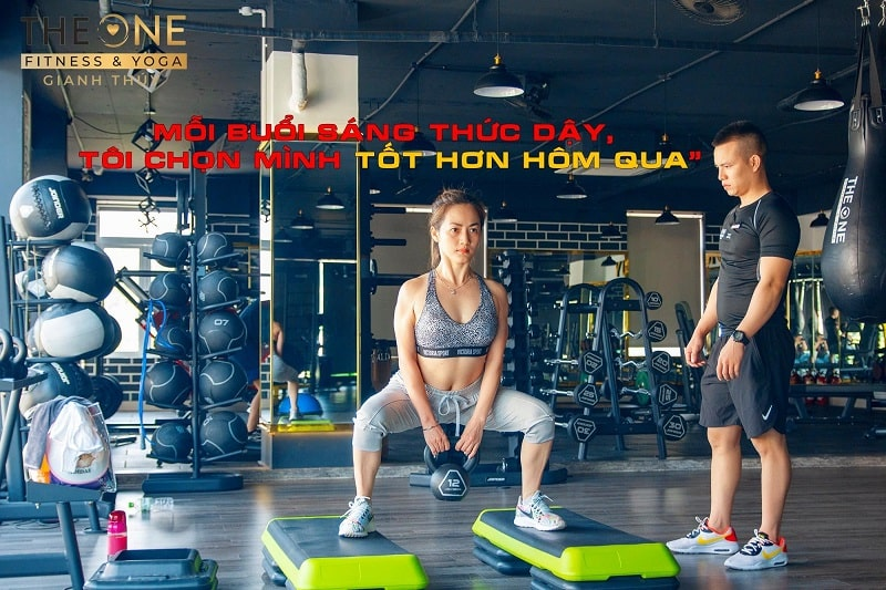 The One Fitness & Yoga Gianh Thúy