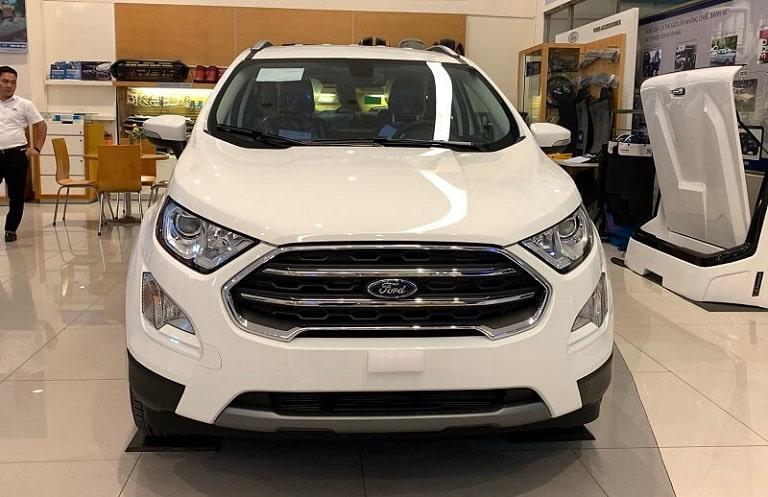 Phần đầu xe của Ford Ecosport