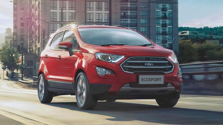 Dòng xe Ecosport mới ra mắt tại thị trường Việt Nam đã gây sốt