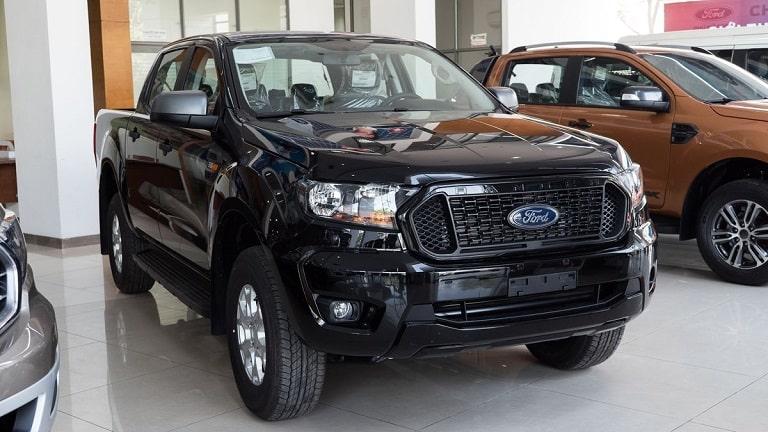 Ngoại thất của dòng xe bán chạy nhất của thương hiệu Ford