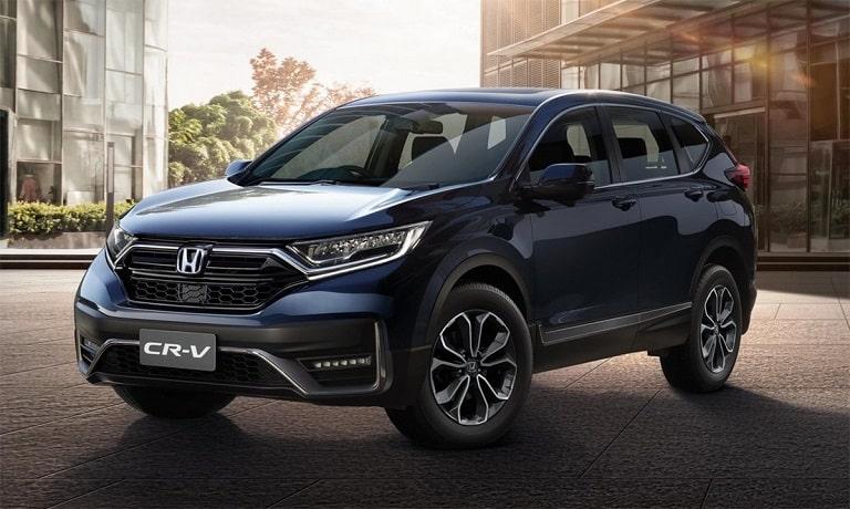 Phiên bản mới được nâng cấp tuyệt đối của Honda CRV