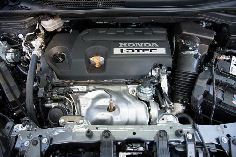 Động cơ đặc biệt của Honda CRV