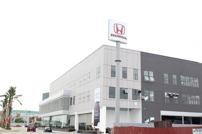 Tổng quan về Honda ô tô Quảng Bình