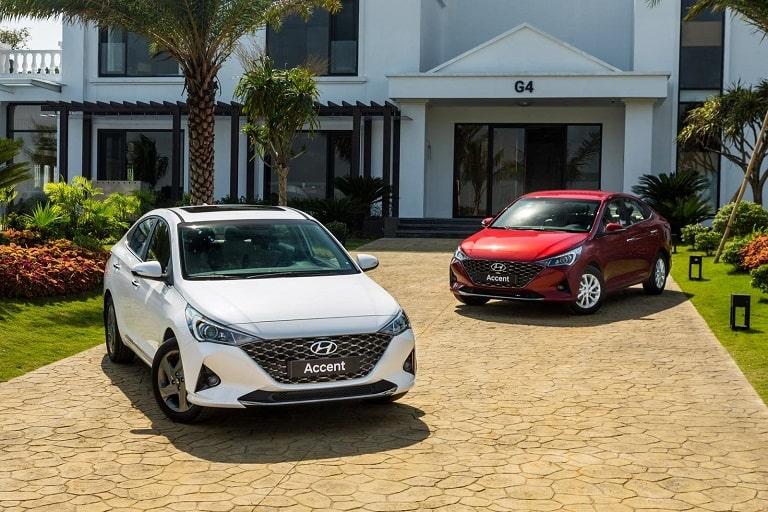 Hyundai Accent hiện đại