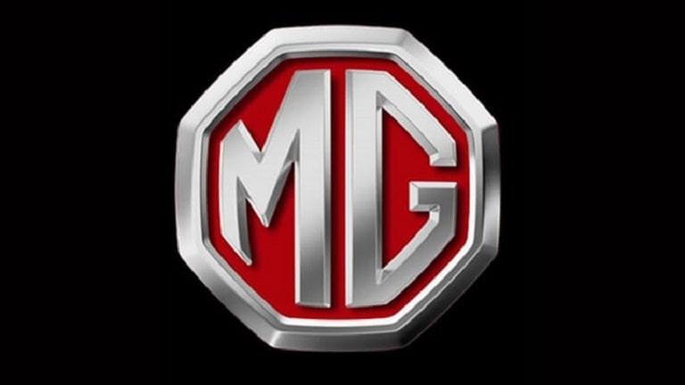 Logo của thương hiệu Anh Quốc MG