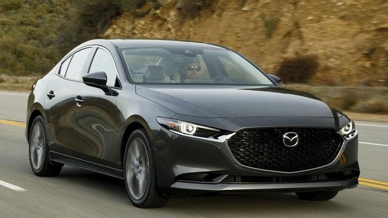 Mazda 3 2020 có ngoại thất khá năng động