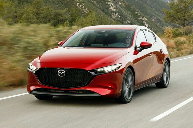 Ngoại thất bắt mắt của Mazda 6